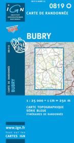 Bubry - Couverture - Format classique