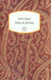 Haras de femmes - Intérieur - Format classique