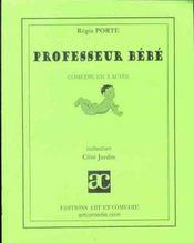 Professeur bebe - Intérieur - Format classique