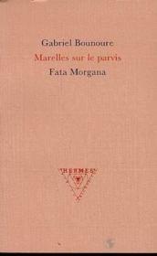 Marelles Sur Le Parvis - Couverture - Format classique