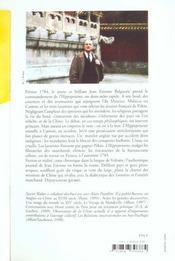 Voyage De L'Hippopotame - 4ème de couverture - Format classique