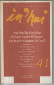 In'Hui N.41 ; Dix Poètes Tchèques De L'Exil - Couverture - Format classique