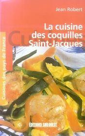 La cuisine des coquilles saint-jacques/poche - Intérieur - Format classique