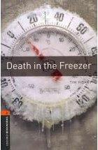 Vente  Obwl 3e level 2: death in the freezer audio cd pack  - Xxx