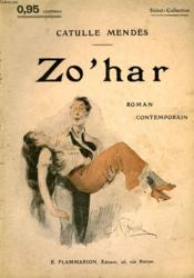 Zo'Har. Collection : Select Collection N° 24 - Couverture - Format classique