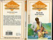 Fleur Sauvage - First Man - Couverture - Format classique