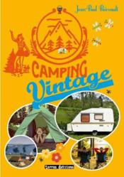 Camping vintage  - Laurence Bulle
