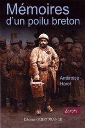 Mémoires d'un poilu breton - Couverture - Format classique