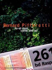 Bernard piffaretti, va-et-vient, come and go - Intérieur - Format classique