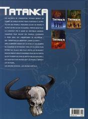 Tatanka t.3 ; mutation - 4ème de couverture - Format classique