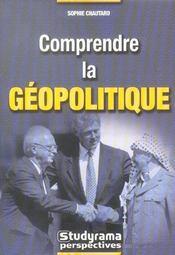 Comprendre La Geopolitique - Intérieur - Format classique