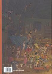 Un Pas Vers Les Etoiles * Tome 1 - 4ème de couverture - Format classique