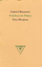 Fraicheur de l'Islam - Intérieur - Format classique