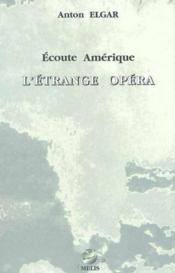 Ecoute amerique - Couverture - Format classique