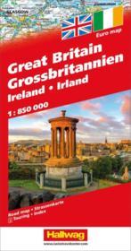 Grande Bretagne Irlande Dg - Couverture - Format classique