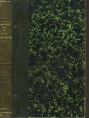 Le Roi Bourgeois (Louis-Philippe Intime) - Couverture - Format classique
