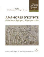 Cahiers De La Ceramique Egyptienne 8 (2 Volumes) - Intérieur - Format classique