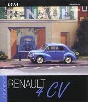 Renault 4 Cv - Intérieur - Format classique