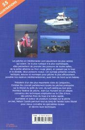 Toutes Les Peches En Mediterranee - 4ème de couverture - Format classique