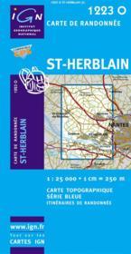 Saint-Herblain - Couverture - Format classique