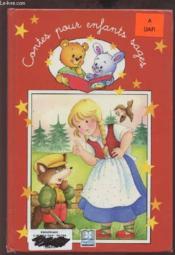 Contes Pour Enfants Sages T.3 - Couverture - Format classique