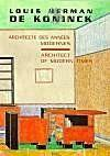 Louis Herman De Koning - Couverture - Format classique