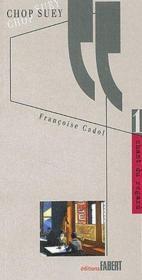 Chop suey - Couverture - Format classique