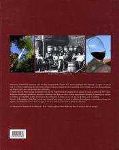 Bois de la tonnellerie ; de la forêt à la vigne et au vin - 4ème de couverture - Format classique