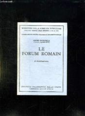 Le Forum Romain. - Couverture - Format classique