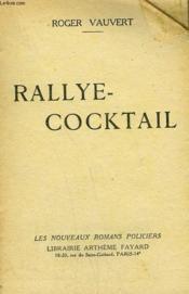 Rallye - Cocktail. - Couverture - Format classique