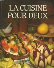 La Cuisine Pour Deux - Couverture - Format classique