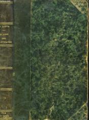 Mimes Des Courtisanes De Lucien - Couverture - Format classique