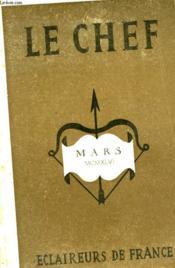 Le Chef N°260 Mars - Couverture - Format classique