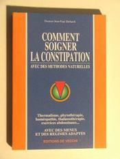 Comment Vaincre La Constipation - Intérieur - Format classique