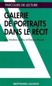 Galerie de portraits dans le récit - Couverture - Format classique