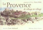 La Provence de village en village - Intérieur - Format classique