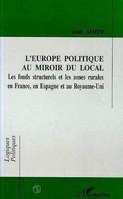 L'Europe Politique Au Miroir Du Local - Intérieur - Format classique