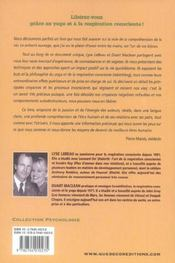 Réveiller le feu interieur ; relations, leadership et estime de soi - 4ème de couverture - Format classique