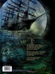 Les corsaires d'Alcibiade t.3 ; le français - 4ème de couverture - Format classique