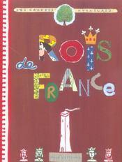 Les rois de France - Intérieur - Format classique