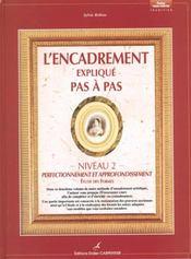 Encadrement Explique Pas A Pas T2 (L') - Intérieur - Format classique