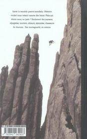 Les Carnets D'Ulysse Bozonnet - 4ème de couverture - Format classique