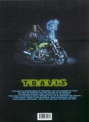 Travis t.6 ; le hameau des chênes 1 - 4ème de couverture - Format classique