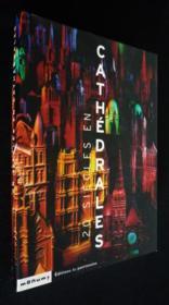 20 Siecles En Cathedrales - Couverture - Format classique