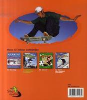 La planche à roulettes extrême - 4ème de couverture - Format classique