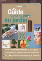 Le Guide De L Art De Vivre Au Jardin Ned - Couverture - Format classique