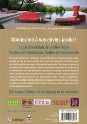 Le Guide De L Art De Vivre Au Jardin Ned - 4ème de couverture - Format classique