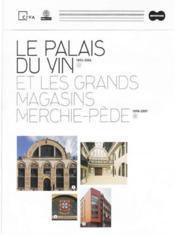 Le palais du vin - Couverture - Format classique