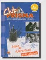Club Prisma A1 L Ejercicios Claves - Couverture - Format classique