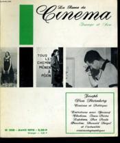 Revue De Cinema - Image Et Son N° 238 - Joseph Von Sternberg - Cinema Et Politique - Entretiens Avec Youssef Chahine, Jean-Pierre Lefebvre ... - Couverture - Format classique